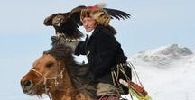 Kazakhstan / Landscapes, people, dresses, traditions, everything...