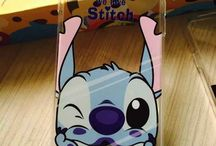 Stitch iPhone cover/ting