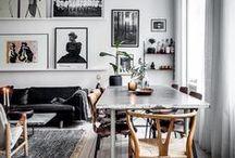 Vardagsrum / Renoveringsinspiration: vardagsrum