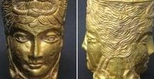Ancient Jewels and Treasures / Jewels, artefacts and treasures from all over the ancient world.