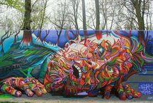 Street Art / by Bliss Michael