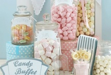 Cake tables & Candy buffets