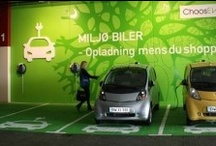 Electric car charging / Electric car charging and how it works, charge points