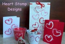 Valentine's Day Crafts & Activities for Kids / Great ideas for children.  Valentine's Day gifts, cards and classroom crafts and activities.  Free printables for Valentine's Day projects.