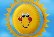 Summer Crafts & Activities for Kids