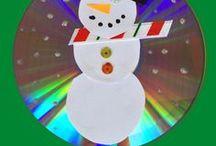 Winter Crafts & Activities for Kids