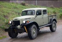 Bug Out Vehicles / Sweet vehicles to take you anywhere