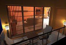 Corvin lakás berendezése / A Corvin-sétányon álló Fontana épület emeleti lakásának berendezése és 3D-s bemutatása.