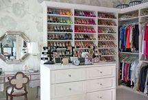 Closet / Kleiderschrank