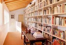 Home Libraries We Love / We love libraries and the beautiful architecture that comes with them!