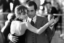 """Passion&Tango / """"Non c'è possibilità di errore nel tango. Non è come la vita: è più semplice! Per questo il tango è così bello: commetti uno sbaglio, ma non è mai irreparabile, seguiti a ballare!"""" (Scent of a Woman - Profumo di donna)"""
