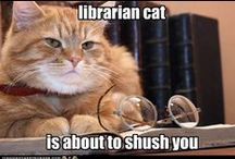 Library Laughter / Humorous library content that we all enjoy and need in our daily lives.