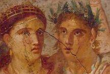 ANTICA ROMA / Mosaici Dipinti Affreschi
