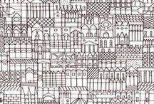 Pattern, Texture, Textile / by Gurkut Uysal