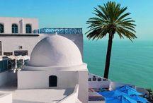 Tunisia: The Beautiful  تونس  / by Fethi BenJemaa