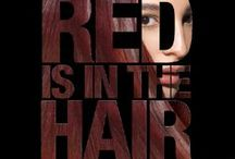 RED IS IN THE HAIR