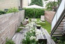 Exterieur / terrasses
