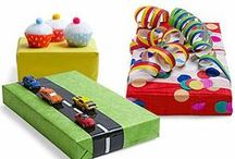 party crafts / well, easy-2-do party decorations and such