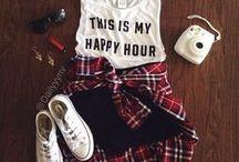 Fashion, babe / My taste in fashion.