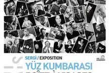 """Yüz Kumbarası Sergi / KUMBARA AÇILIYOR! YÜZ KUMBARASI FOTOĞRAF SERGİSİ (13 ŞUBAT – 19 MART 2015)  Yüz Kumbarası... Varlıkları ile hayatımızı zenginleştiren yüzlerce """"yüz""""ün biriktiği dev bir kumbara!"""