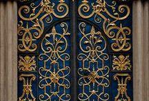 Двери, Перегородки,элементы, разное