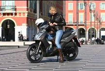 KYMCO City 125 Scooter / One of our best selling commuter scooters - it delivers city style, sophistication and quality, at a very competitive price.