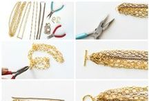 Jewelry Making / Jewelry making techniques, tips and tutorials