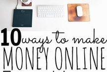 Money Making|Saving / Be conscious about managing your money - create additional income streams and save whenever you can!