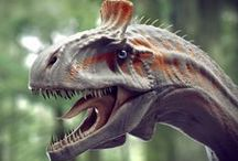 JURASSICA / Because Dinosaurs and any other reptile are FUCKING RAD that's why.
