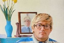 RA Lates: A Hockney Happening / On Saturday 10 September, RA Lates will host an evening of installations, activities and live performances that celebrate all things David Hockney.   Dress code: David Hockney with prizes on the night for the best dressed