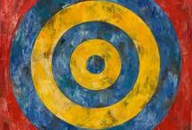 Jasper Johns / Jasper Johns: 'Something Resembling Truth', now on at the RA, is the first survey of the artist's work in the UK in 40 years. With over 150 works, the show reveals the continuities, changes, curiosity and experimentation in his practice. 23 September — 10 December 2017.