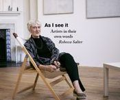 As I see it: artists in their own words / In this series, artists reflect on art, life and lessons learnt: roy.ac/pin-asiseeit