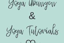 Yoga Übungen & Yoga Tutorials / Yoga Übungen & Yoga Tutorials. Auf diesem Board findest du alles zum Thema Yoga, Anleitungen zu Yoga Übungen für Yoga Anfänger und Yoga Fortgeschrittene. Du erfährst wie einzelne Yoga Übungen und Yoga Posen richtig ausgeführt werden und bekommst Anleitungen zu Yoga Asanas. #yoga #yogaanfänger #yogaübungen #asana #yogaasana #sonnengruß #mondgruß #kopfstand #handstand #yogaammorgen #yogapraxis