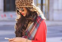Red Chic Style / Women's street fashion. Stylish but always sophisticated and glamorous.