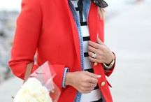How to wear a Blazer / Kate Middleton style for casual and sophisticated looks.