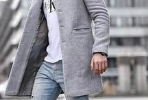 Mens casual / Men's fashion for weekends and the casual occasion. Style  without looking styled.