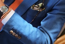 Mens Suit / How to wear the suit with style. Elegant, sophisticated style