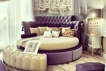 Bedroom / Home decor ideas for the dream bedroom