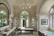 Bathroom & Laundry / Home decor ideas for a classic bathroom.
