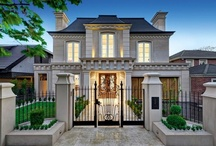 The house / The dream house for my dream family! Elegant classic styled homes.