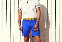 Men's SUMMER Casual / Summer style for the casual occasions. Sophisticated style.