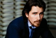 Christian Bale ◑ favorite hot batman !...♥