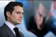 Henry Cavill ◈ super cute hot superman ♥