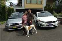 Happy Tred customers / Customer snap shots during and after test drives.  / by Tred
