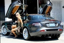 Stars and their cars / Famous people and the cars they drive.  / by Tred