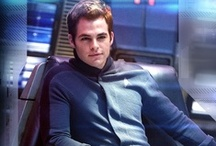 Chris Pine »♥« all ready,captain ! ;)