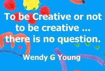 Wendy G Young's Quote Art