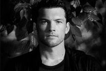 Sam Worthington ⊙ handsome real guy ♥
