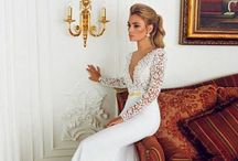 The Wedding Dress / The elegant wedding dress