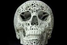 3D printed art / sculptures, artefacts